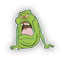 "Ghostbusters Slimer Cartoon Sticker Decal 5""x4"""