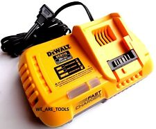 Dewalt DCB118 20V 60V Flexvolt Lithium Battery Charger, For Drill, Saw, Grinder