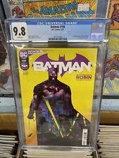 Batman #106 (2021 DC Comics) 1st cameo appearance of Miracle Molly CGC 9.8