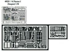 NEW Eduard 49231 1:48  McDonnell F-4E Phantom II Interior (Colour Etched)