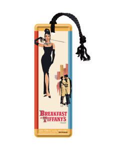 45009 Marcapáginas metálico breakfast at tiffanys nostalgic art coolvintage