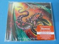 KHYMERA - THE GRAND DESIGN CD + BONUS TRACK $2.99 S&H PINK CREAM 69 / UNISONIC
