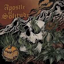 APOSTLE OF SOLITUDE - Of Woe and Wounds (NEW*US DOOOM METAL*LIM.150 DLP*GREEN V.