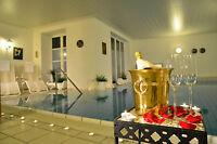 Wasserbett-2 Nächte im Wasserbett zum Ausprobieren für 2 Pers. im Romanticahotel