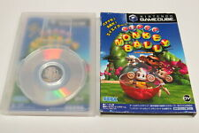 Super Monkey Ball Nintendo Game Cube Japan Japanese JPN * Good Condition