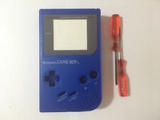 New Full Housing Shell/Casing for Nintendo 1989 Gameboy Repair GB Class Blue