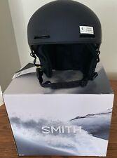Smith Code Mips Helmet (Matte Black, Small)