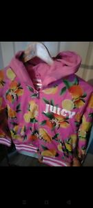 juciy couture hooded jacket