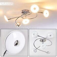 LED Design Flur Dielen Wohn Schlaf Zimmer Beleuchtung 5-flammig Decken Lampen