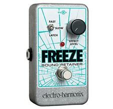 Electro Harmonix Freeze Infinite Sustain Pedal