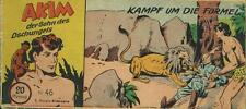 AKIM fils de la jungle 46 (z2), Lehning