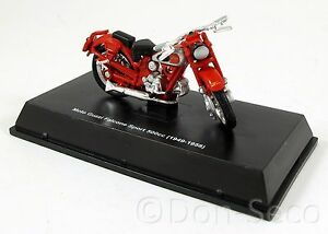 NewRay Moto Guzzi Falcone Sport 500cc (1949-1958) 1:32