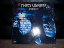 """Prelude PRL-12165 Theo Vaness - Bad Bad Boy 1979 12"""" 33 RPM"""