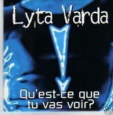 (510P) Lyta Varda, Qu'est-Ce Que Tu Vas Voir? - 1996 CD