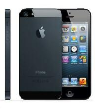NEW UNLOCKED APPLE iPHONE 5 16GB (BLACK) IOS 10 WITH FREE GIFTS