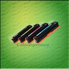 4 COLOR TONER CARTRIDGE FOR CP1215 CM1312NFI MFP