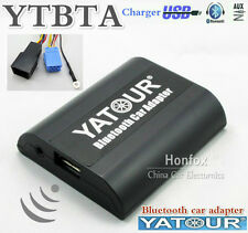 Yatour YT-BTA Bluetooth Adapter A2DP for 8pin VW Audi Skoda Seat Quadlock Aux