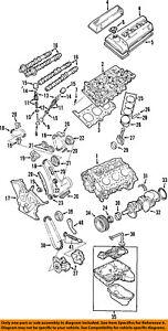 SUZUKI OEM 99-08 Grand Vitara-Engine Crankshaft Crank Seal 0928345012