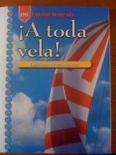 A Toda Vela: Cuaderno de Actividades (Spanish Edition)
