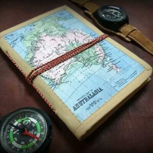 Australia Handmade Travel Journal
