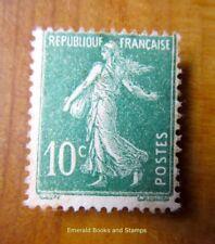 EBS France 1921 Type Semeuse camée 10 centimes YT 159 MH* 0619