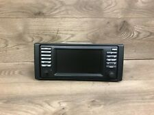 BMW OEM E38 E39 E53 740 750 540 M5 X5 WIDE SCREEN NAVIGATION RADIO MONITOR GPS