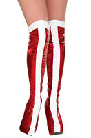 Superhero Wonder Woman Boot Tops Costume Accessory