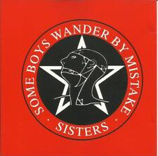 SISTERS OF MERCY - SOME BOYS WONDER BY MISTAKE