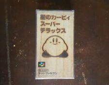Kirby Super Star - SHVC-P-AKFJ - Super Famicom - NTSC-J