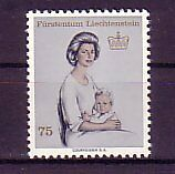 Liechtenstein Michelnummer 459  postfrisch (Royal  96)