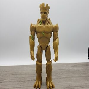 "Marvel Guardians of the Galaxy Titan Hero Series Groot 12"" Figure Hasbro 2016"