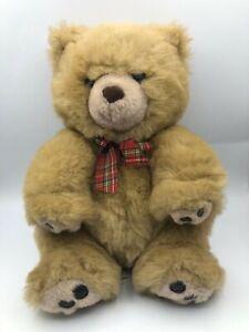 Another Korimco Friend Brown Teddy Bear Plush Kids Soft Stuffed Toy Animal Doll