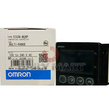 Omron Automation & Safety E5Cn-R2P 100-240Vac Temperature Controller Industrial