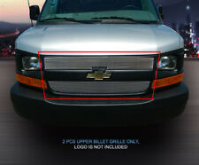 Fedar Fits 2003-2016 Chevy Express Van Polished Billet Grille Insert