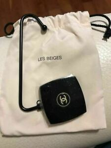 New CHANEL LES BEIGES Handbag Hook Hanger Shopping Bag Umbrella table