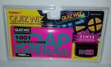 Tiger Quiz Wiz Soap Operas Quiz Book and Cartridge - NEW