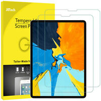 JETech Screen Protector for iPad Pro 11-Inch 2018 Tempered Glass Film 2-Pack