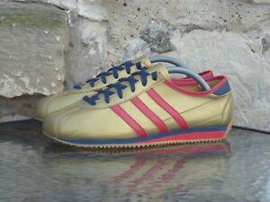 2005 Adidas Originals Country 73 UK8.5 / US9 Samples Red Gold Rare OG