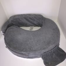 My Brest Friend 875 Deluxe Nursing Posture Comfortable Evening Gray Pre-owned