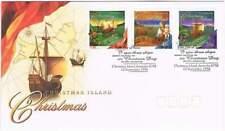Christmas Island 1996 FDC 423-425 - Kerstmis / Christmas