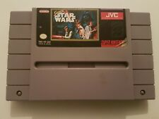Super Star Wars para Super Nintendo Snes pal Usa version NTSC (americana)