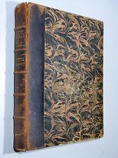 F.-A. Gruyer LES QUARANTE FOUQUET Notices des peintures 1900 CHANTILLY relié
