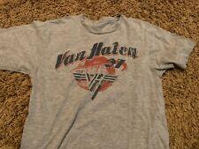 Van Halen official 2007 Us tour shirt Adult Small great design