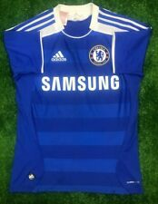 CHELSEA 2011/2012 HOME FOOTBALL SOCCER JERSEY SHIRT ADIDAS BOYS Size L