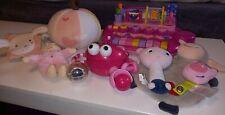 Babyspielzeug Mädchen Rassel Schmusetuch Ball Musik