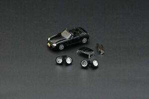 BM Creations 1/64 Suzuki Cappuccino Black