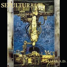 Sepultura - Chaos AD (Expanded Edition) [CD]