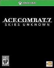 Ace Combat 7: Skies Unknown (Microsoft Xbox One, 2018)