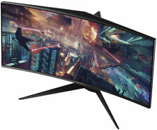 Dell Alienware AW3418DW 34  Alienware LED Backlit LCD Curved Monitor 3440 x 1440