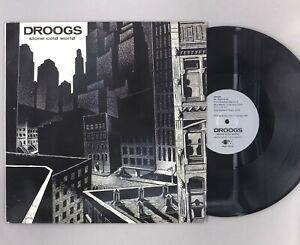 """Droogs - Stone Cold World - EX - 12"""" Vinyl LP - PNSLP1001"""
